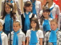 Рождество. Фестиваль детских хоров Волоконовка, Пятницкое