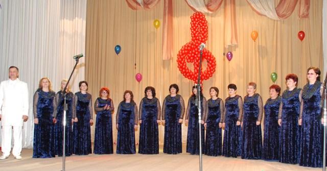 Ютановка-Италия Женский хор - на конгресс в Италию