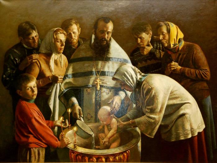Крещение на Руси_