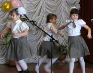 Танец бабушкам_