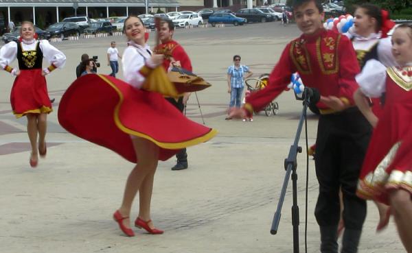 Танец-приветствие_