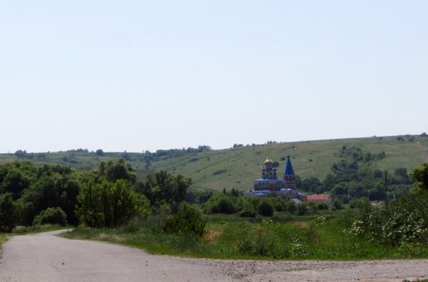 Дорога к храму_