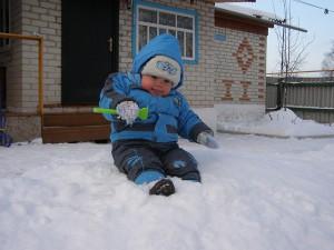снег_